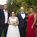 Sesja w ogrodzie - wesele Marty i Rafała_1
