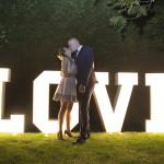Sesja w ogrodzie - wesele Marty i Rafała_105