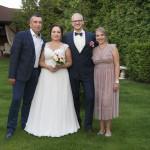 Sesja w ogrodzie - wesele Marty i Rafała_118