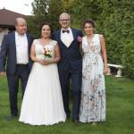 Sesja w ogrodzie - wesele Marty i Rafała_120