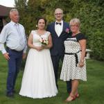 Sesja w ogrodzie - wesele Marty i Rafała_122