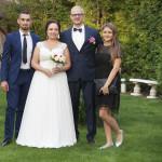 Sesja w ogrodzie - wesele Marty i Rafała_124