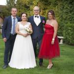 Sesja w ogrodzie - wesele Marty i Rafała_130