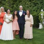 Sesja w ogrodzie - wesele Marty i Rafała_16
