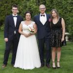 Sesja w ogrodzie - wesele Marty i Rafała_18