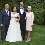 Sesja w ogrodzie - wesele Marty i Rafała_21