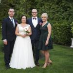 Sesja w ogrodzie - wesele Marty i Rafała_23