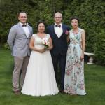 Sesja w ogrodzie - wesele Marty i Rafała_27