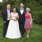 Sesja w ogrodzie - wesele Marty i Rafała_29