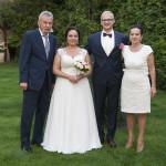 Sesja w ogrodzie - wesele Marty i Rafała_33