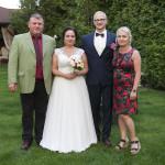 Sesja w ogrodzie - wesele Marty i Rafała_37