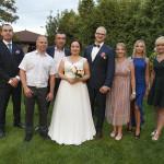 Sesja w ogrodzie - wesele Marty i Rafała_42