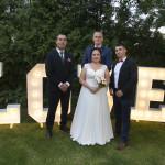 Sesja w ogrodzie - wesele Marty i Rafała_57