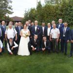 Sesja w ogrodzie - wesele Marty i Rafała_59
