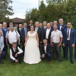 Sesja w ogrodzie - wesele Marty i Rafała_66
